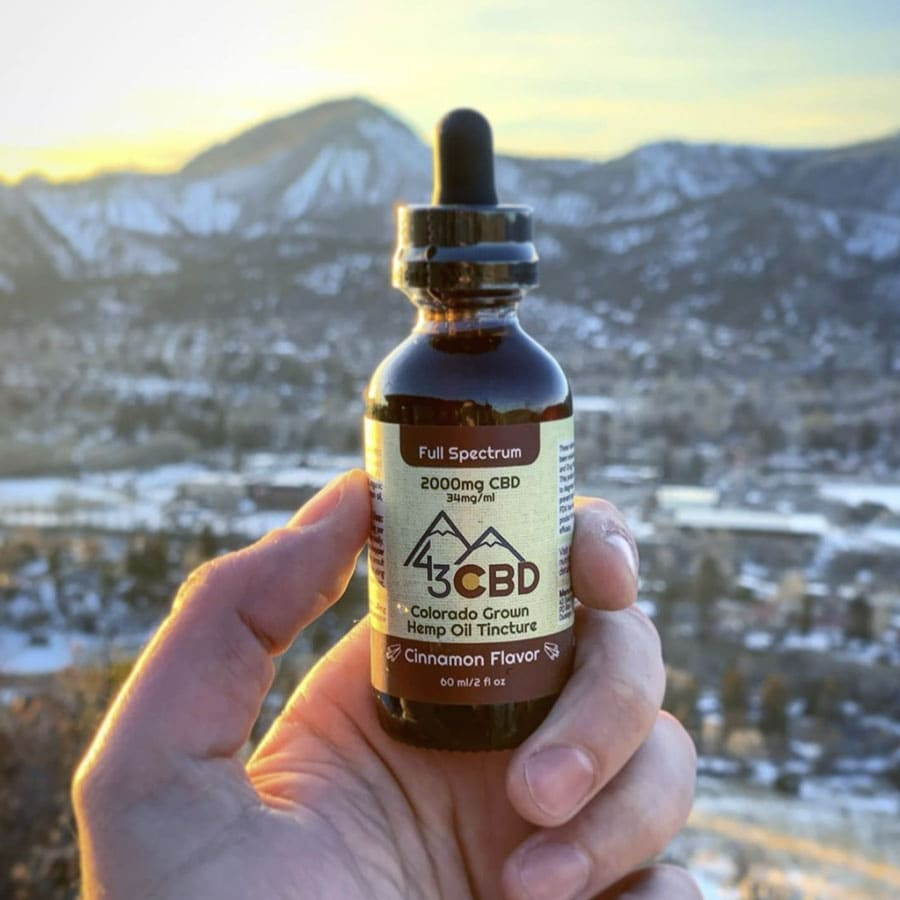 2000mg cbd oil