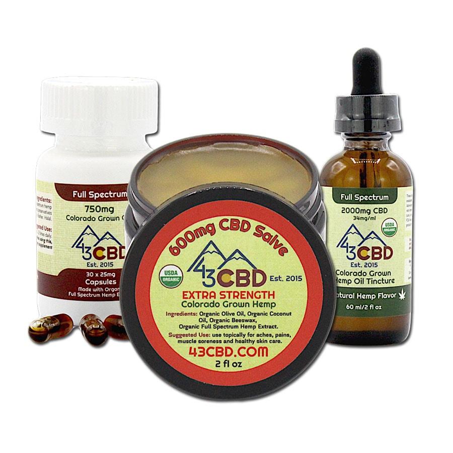 usda organic cbd extra bundle