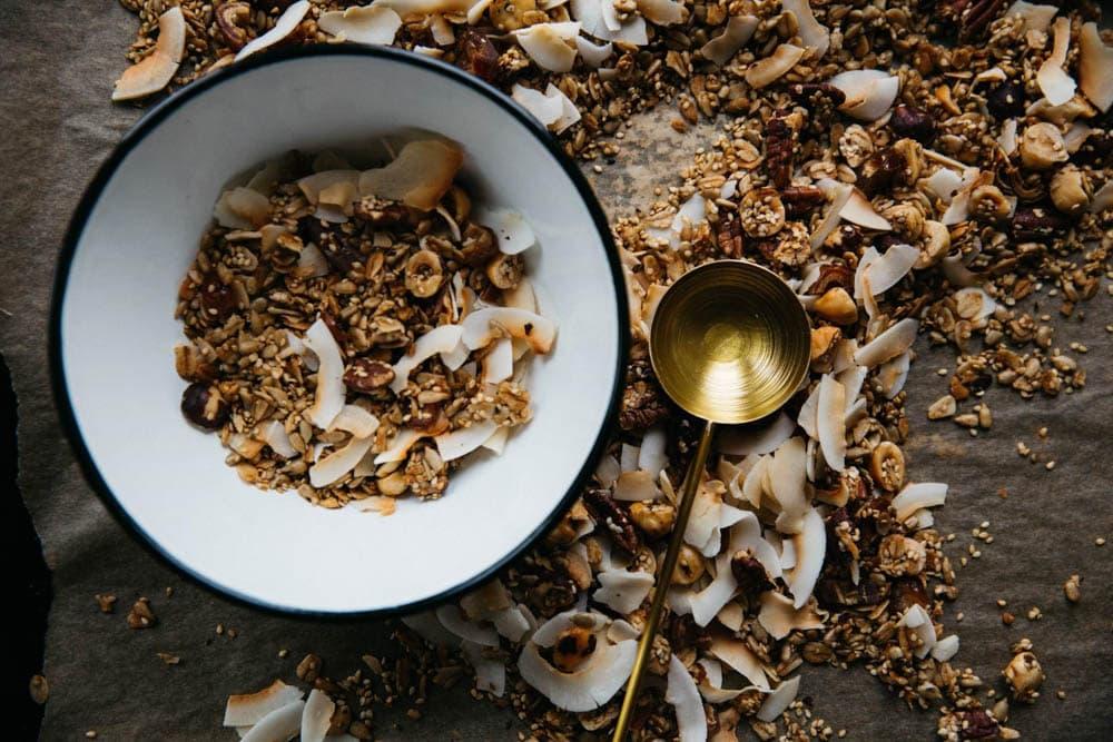 cbd snacks granola