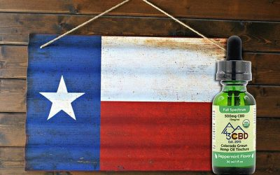 Is CBD Oil Legal In Texas?