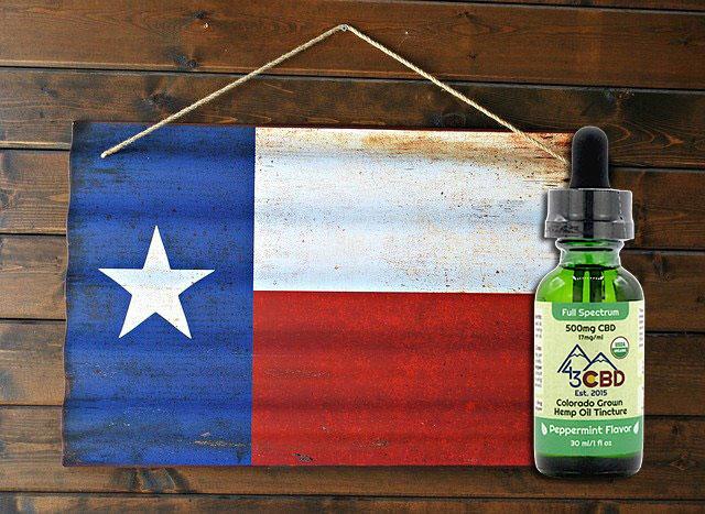 Is CBD Oil Legal In Texas?