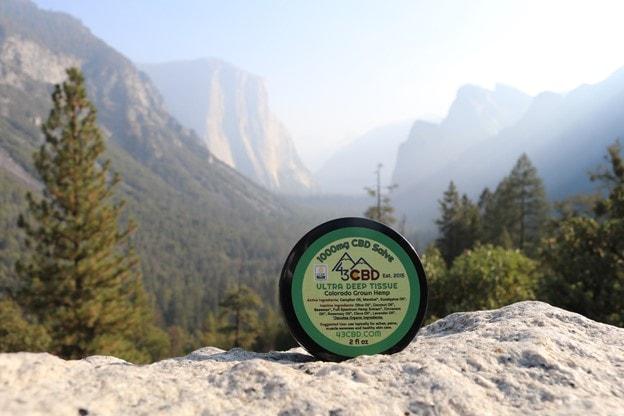 cbd exposure outdoors