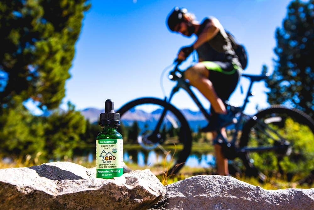 cbd oil active lifestyle